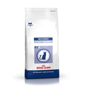 Veterinary Diet Neutered Ração Gato Adulto Satiety Balance 8 Kg da Royal Canin