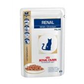 Veterinary Diet Pâtées Chat Renal au Poulet 1 Sachet de 85 g de Royal Canin