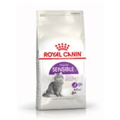 Pienso Gato Adulto Regular Sensible 33 400g de Royal Canin