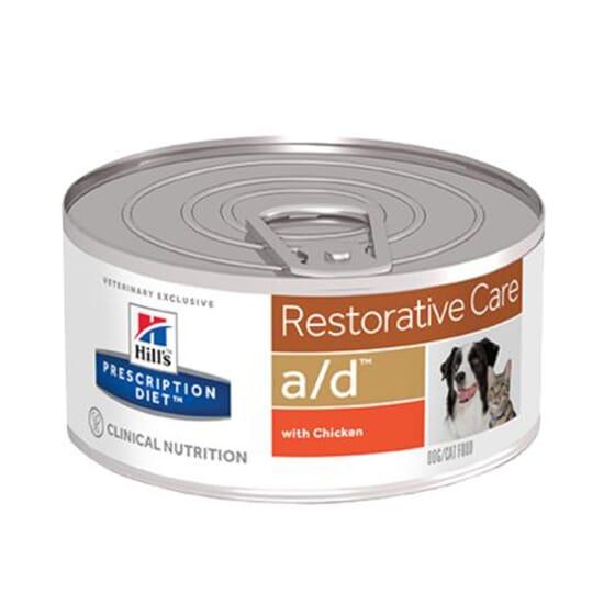Prescription Diet Gato e Cão a/d Lata 156g da Hill's