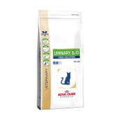 Veterinary Diet Ração Gato Adulto Urinary S/O High Dilution 1,5 Kg da Royal Canin