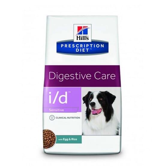 Prescription Diet Cão i/d Sensitive Digestive Care Ovo e Arroz 5 Kg da Hill's