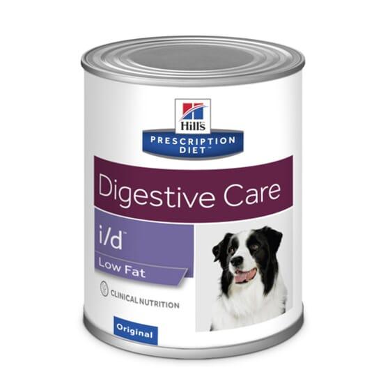 Prescription Diet Cão i/d Digestive Care Low Fat Lata Original 360g da Hill's