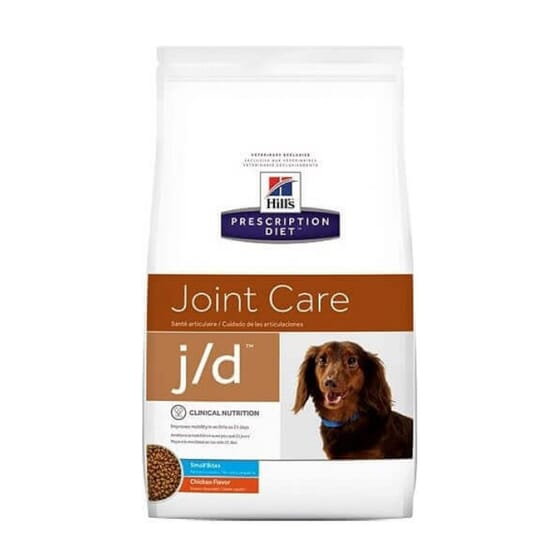 Prescription Diet Cão j/d Join Care Mini Frango 5 Kg da Hill's