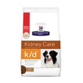 Prescription Diet Cão k/d Kidney Care Original 12 Kg da Hill's