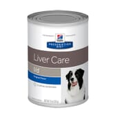 Prescription Diet Cão l/d Hepatic Health Lata 370g da Hill's