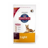 Science Plan Perro Adulto Light Razas Medianas Pollo 12 Kg de Hill's