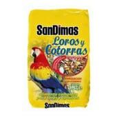 Alimento Papagaios E Caturras Provit 1,5 Kg da Sandimas