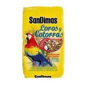 Alimento Papagaios E Caturras Provit 700g da Sandimas