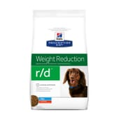 Prescription Diet Cão r/d Weigth Reduction Mini Frango 6 Kg da Hill's