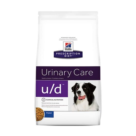Prescription Diet Cão U/d Urinary Care Original 5 Kg da Hill's