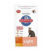 Science Plan Gato Adulto Light Pollo 5 Kg de Hill's