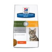 Prescription Diet Gato Metabolic + Urinary Frango 1,5 Kg da Hill's