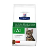 Prescription Diet Gato r/d Weight Reduction Frango 5 Kg da Hill's