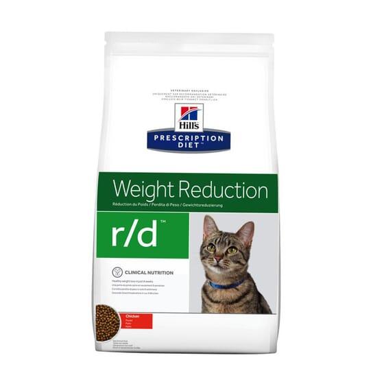 Prescription Diet Gato r/d Weight Reduction Frango 5 Kg da Hill's