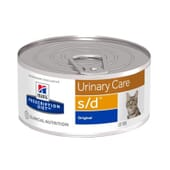 Prescription Diet Gato s/d Urinary Care Lata 156g de Hill's