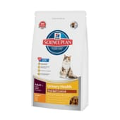 Science Plan Gato Adulto Urinary Hairball Control Pollo 3 Kg de Hill's