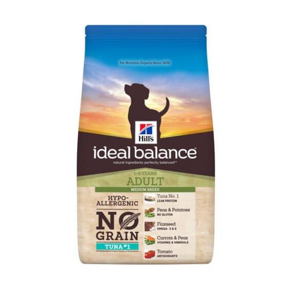 Ideal Balance Cão Adulto Sem Cereais Atum e Batata 2 Kg da Hill's