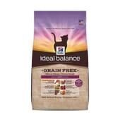 Ideal Balance Gato Senior +7 Anos Sem Cereais Frango e Batata 1,5 Kg da Hill's