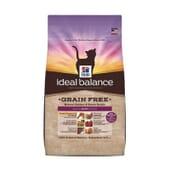 Ideal Balance Gato Adulto Sem Cereais Com Frango e Batata 1,5 Kg da Hill's