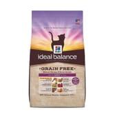 Ideal Balance Gatinho Sem Cereais Frango e Batata 1,5 Kg da Hill's