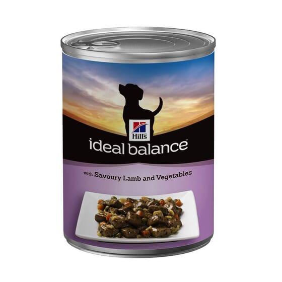 Ideal Balance Cão Adulto Lata Borrego e Verduras 363g da Hill's