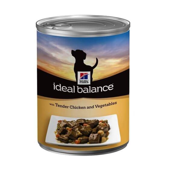 Ideal Balance Cão Adulto Lata Frango e Verduras 363g da Hill's