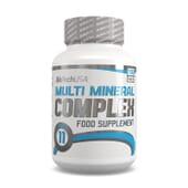 Multi Mineral Complex 100 Tabs de Biotech Usa