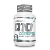 Q10 Coenzyme 60 Caps de Biotech Usa
