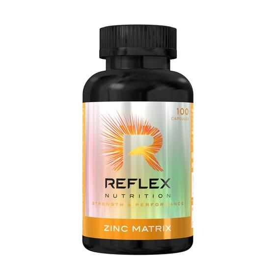 ZINC MATRIX 100 Caps de Reflex Nutrition