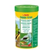 Guppy Grande Alimento Vegetal Granulado Branco 250 ml da Sera