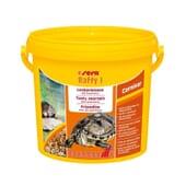 Raffy I Alimento Para Tartarugas Aquáticas e Lagartos 3000 ml da Sera
