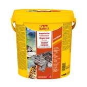 Raffy P Alimento Para Tartarugas Aquáticas 10 L da Sera