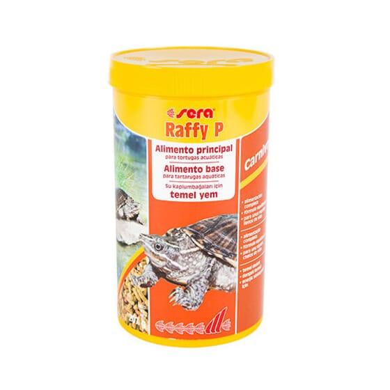 Raffy P Alimento Para Tartarugas Aquáticas 3000 ml da Sera