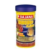 Alimento Peixes Discus Flakes 250 ml da Dajana