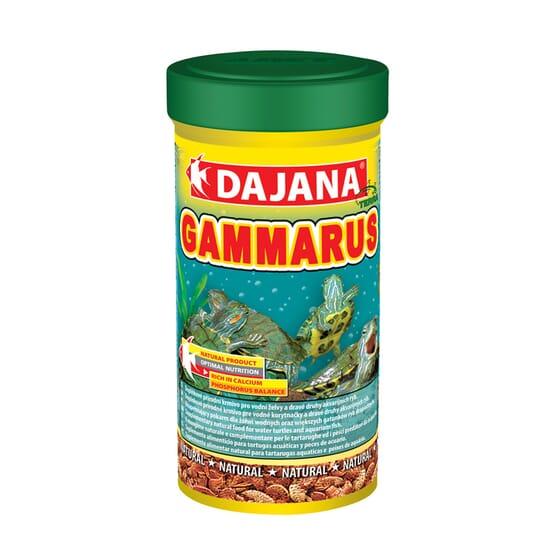 Alimento Tartarugas Gammarus 500 ml da Dajana