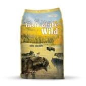 Ração Cães High Prairie Bisonte Assado e Veado 13 Kg da Taste Of The Wild