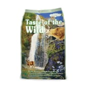 Ração Gatos Rocky Mountain Veado e Salmão 2 Kg da Taste Of The Wild