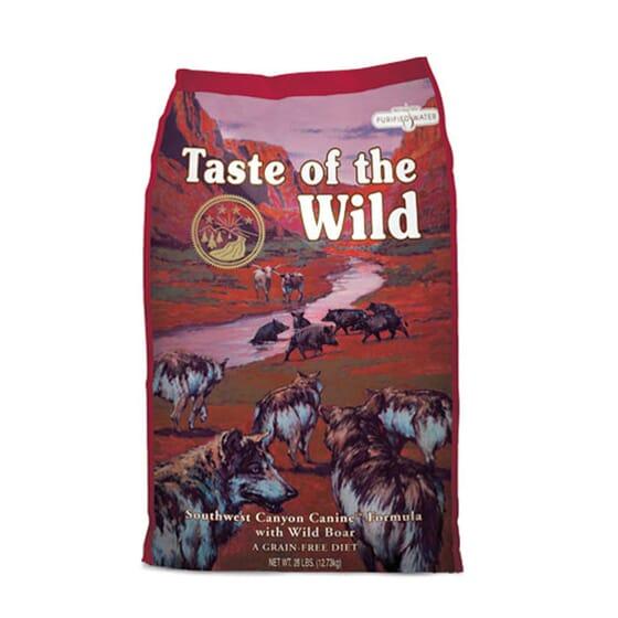 Ração Cão Southwest Canyon Com Javali 13 Kg da Taste Of The Wild