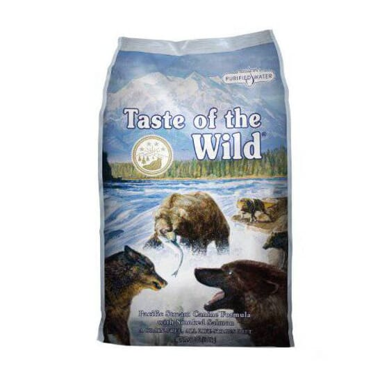Pacific Stream Canine Salmone 2 Kg di Taste Of The Wild