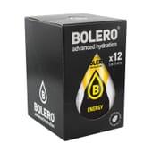 Bolero Energy Drink com Stevia é uma bebida baixa em calorias.