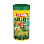 Alimento Peixes Tabletes Adesivas 250 ml da Dajana
