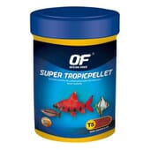 Alimento Peixes Super Tropic Pellet 60g da Ocean Free
