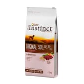 Original Cordero Medium-Maxi Adulto 2 Kg de True Instinct