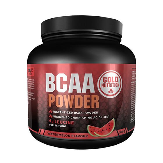 BCAA POWDER 300g de GoldNutrition
