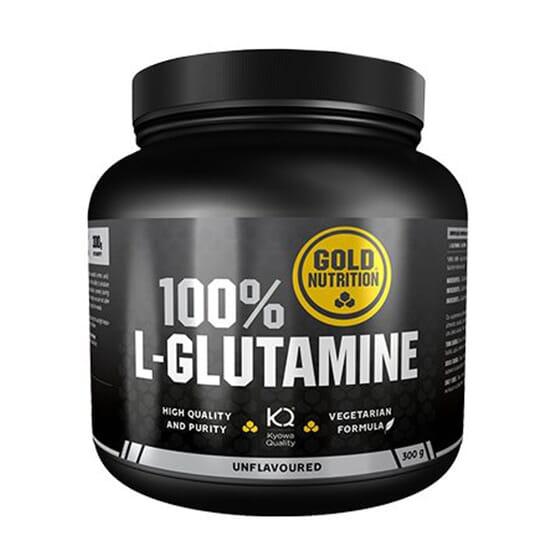 L-Glutamine Extreme Force 300g da Gold Nutrition