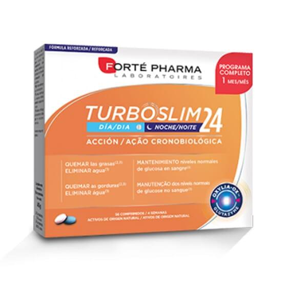 Turboslim Cronoactive Forte 56 Tabs da Forte Pharma