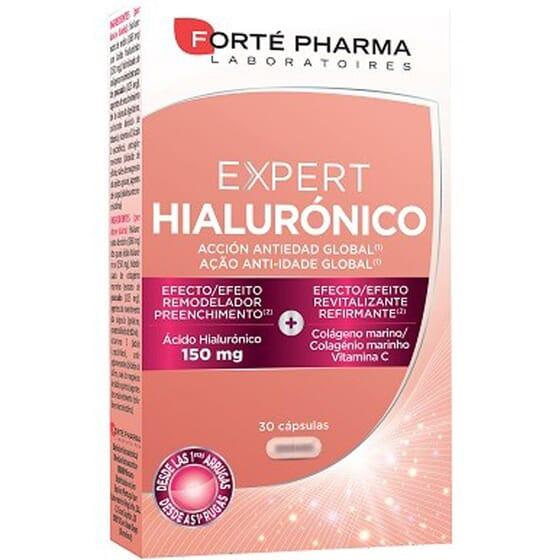 Expert Hialurónico 30 Caps da Forte Pharma