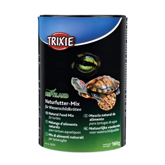 Mix De Comida Natural Tartarugas De Água 1 L / 160g da Trixie