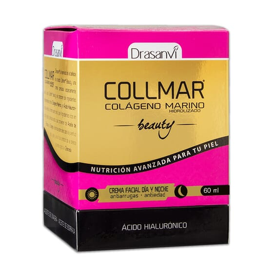 COLLMAR BEAUTY CREMA FACIAL CON COLÁGENO 60ml de Drasanvi